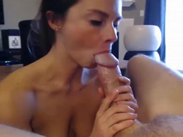 Long Cock Webcam Blowjob